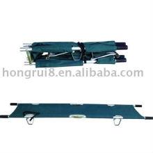 Мейдальный алюминиевый переносной складной носилок (в 2 раза)