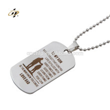 custom wholesale xvideo metal cross bulk dog tag