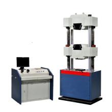 Máquina de teste universal hidráulica da exposição de computador 300kn