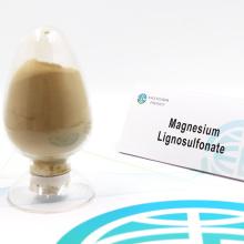 Polvo de lignosulfonato de magnesio utilizado como aditivos para hormigón