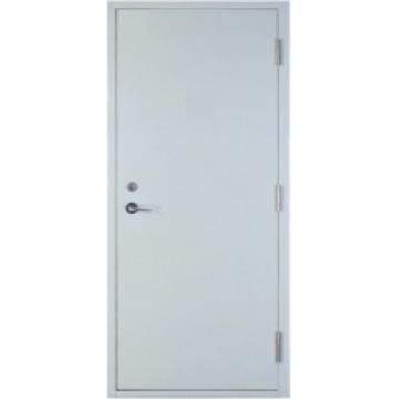 Fire-proof steel door