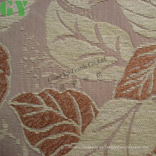 Tela de sofá/cortina/tapizar de chenille del telar jacquar (G43-81)