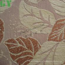 Tissu de Sofa/Rideau/tapisser Jacquard chenille (G43-81)
