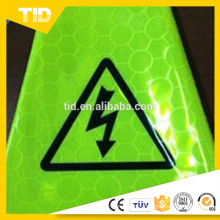 high-vi resistand cold reflective traffic cone sleeve