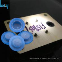 Контрольные клапаны для дозирования резины с возможностью горячей замены