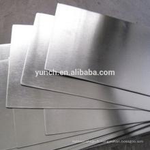 Feuille laminée à chaud de carbure de tungstène de tôle d'acier de produits bon marché