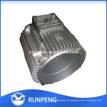 Aluminium-Druckguss-kundenspezifische Motorgehäuseteile