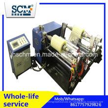 Máquina cortadora de cinta / cortadora de cinta Rebobinadora