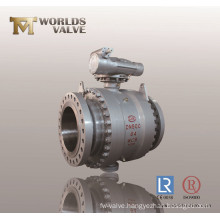 Carbon Steel High Performance Ball Valve
