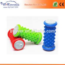 Corps soins Portable pied électrique Mini rouleau masseur