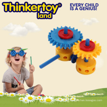 Productos educativos para niños, Juguetes ecológicos, Mini juguete de flores
