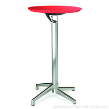 Modern Stacking Folding Bar Table with Stainless Steel Leg (SP-BT388)