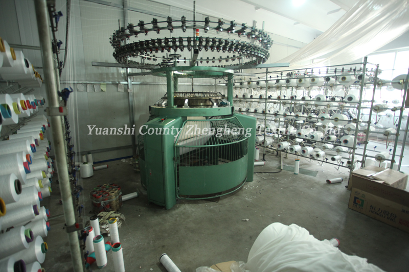 Weft Knitting Microfiber Machine-001