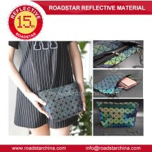 Куб моды Светоотражающий сумка для женщин