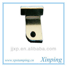 supply galvanized metal stamping angle bracket with electric equipment