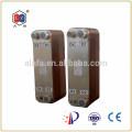 Ölradiator Kühler, gelötete Wärmetauscher Hochdruck