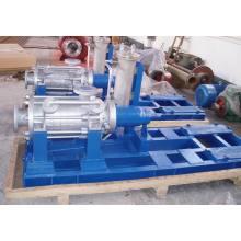 Pompe per olio a trascinamento magnetico