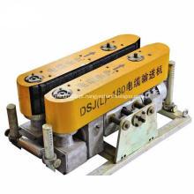 Máquina do empurrador do cabo apropriada para a colocação subterrânea do cabo