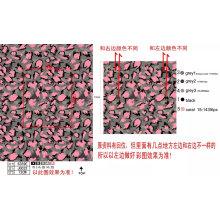 Maillot de bain en nylon mat avec imprimé léopard
