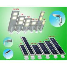 2016 New Product Outdoor IP65 Waterproof All in One Solar LED Street Light Lamp Without Sensor