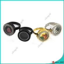 Wholesale Hot Design Floating Locket Ring (LR16041213)