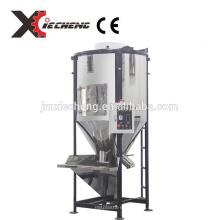 Misturador de coloração plástico vertical para misturador helicoidal