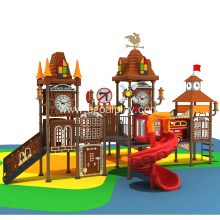 High Quality Industrial Factory for China Modern Castle Series,Modern Creative Castle Series,Favourite Modern Castle,Baby Modern Castle Supplier Reliable Supplier Outdoor Playground Equipment, Children Multifunctional Amusement Park Play supply to Philipp
