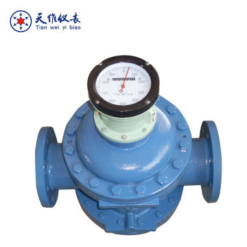 Boiler Oil Heavy Fuel Oil Rotor Flow Meter