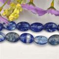 Природные сапфирового жемчужиной бисер камня и ювелирных изделий