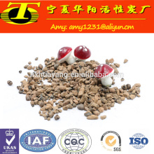 China supplier grey-white ceramsite filter media