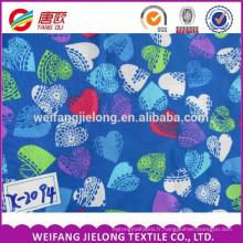 Risingstar Chine usine haute qualité 100% rayonne tissu imprimé