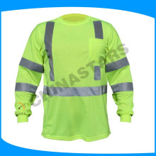 100% cotton hi vis t shirt soft high vis shirts hi vis sweatshirts for men