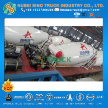 1.5-16cbm Concrete Mixer Drum