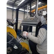PP / PE / PVC / ABS / PMMA / PC лист экструзии производственной линии