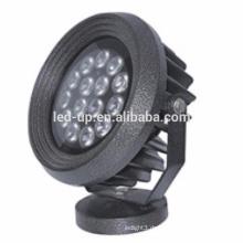 Weiße Scheinwerfer 15W führte Gartenbeleuchtunglampe CE ROHS