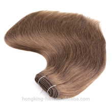 Double Drawn Human Hair Weave