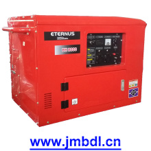 Ensemble de production d'essence portative pour camping (BH8000)