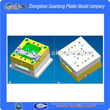 OEM, moule injection plastique 3D design manufacture(OEM)