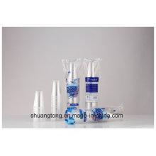 Одноразовый пластиковый стаканчик из полипропилена PP