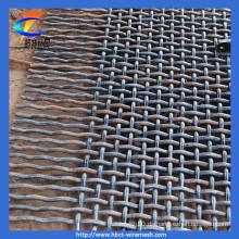 Fabrik Versorgung Square Crimped Wire Mesh