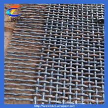 Fábrica de fornecimento quadrado de arame ondulado