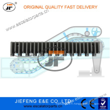 JFThyssen Escalator Step Cleat (Gris) L47332155B Escalator Step Demarcation