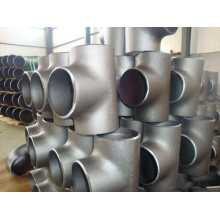 carbon seamless steel pipe tee a234 wpb ansi b16.9