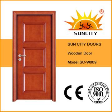Интерьер 3 дизайн панели Переклейки деревянная дверь (СК-W009)