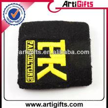 Custom embroidered sweatbands
