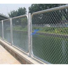 Hochwertiger Rahmen-Kettenglied-Zaun für den Spielplatz (TS-J38)