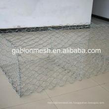 Gabion malla / gabion piedra cajas / piedras para gabion precios