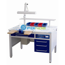 dental workbench (dental lab equipment) (dental supply) --CE Approved--