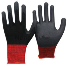 NMSAFETY Nitrile Foam Gloves/NBR Foam Gloves/Foam Nitrile Work Gloves