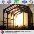 Iso Certification Worldwide Largely Used Steel Frame Garage/warehouse